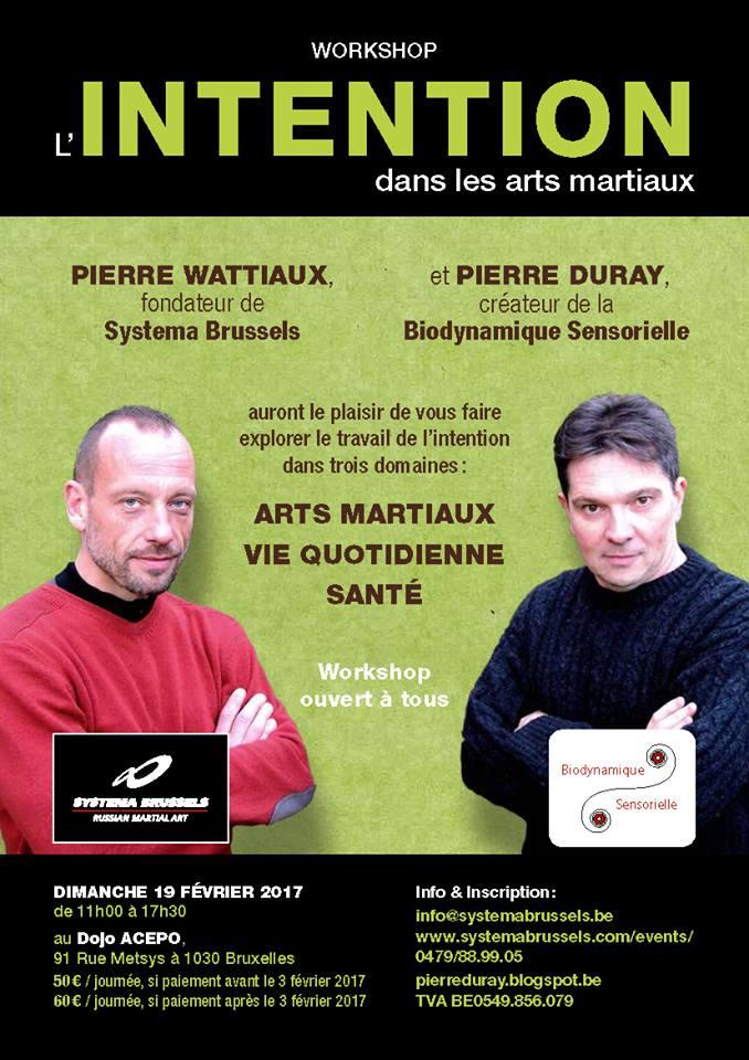 Pierre Wattiaux et Pierre Duray à l'ACEPO